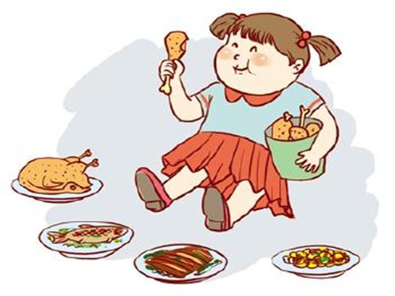 肥胖儿童常常为穿不上漂亮合身的衣服而苦恼,因肥胖影响体育而对升学